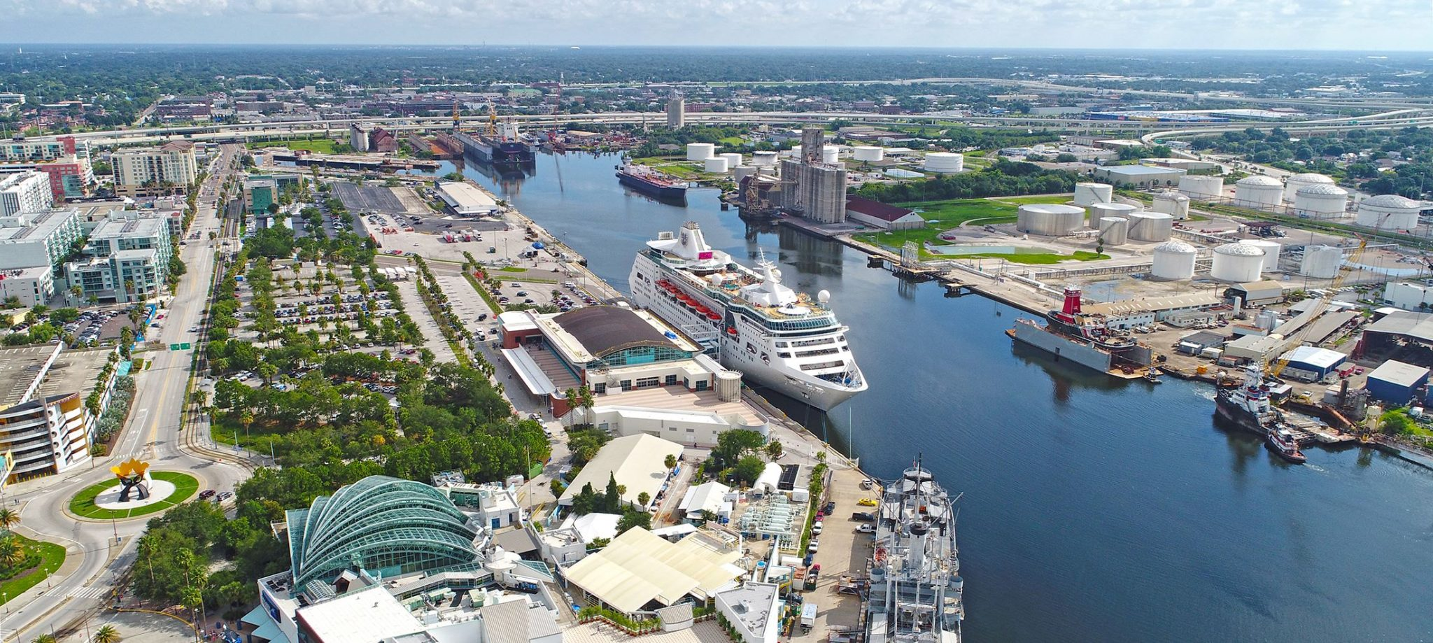 Port of Tampa Cruise Ship Terminal Florida Vacation Homes