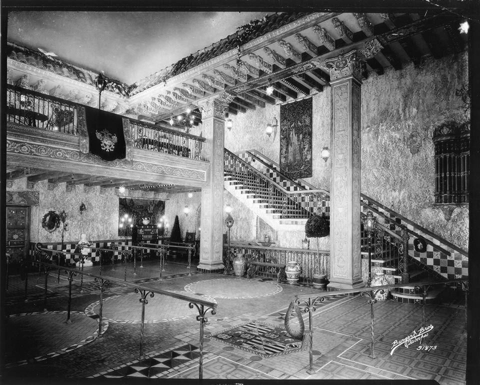 Tampa Theatre is 87 years old today Florida Vacation Homes